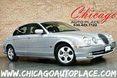 2000 Jaguar S-TYPE V6 - 3.0L ALUMINUM ALLOY V6 ENGINE REAR WHEEL DRIVE BLACK LEATHER HEATED SEATS SUNROOF WOOD GRAIN INTERIOR TRIM DUAL ZONE CLIMATE