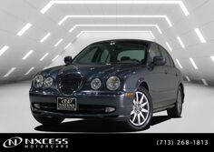 Jaguar S-TYPE V8 One Owner 40k Miles Fresh Trade Extra Clean. 2000