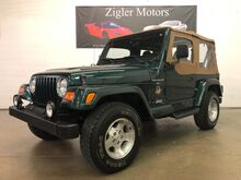 2000_Jeep_Wrangler_Sahara Manual , only 23kmi CLEAN CARFAX PRISTINE Condition_ Addison TX