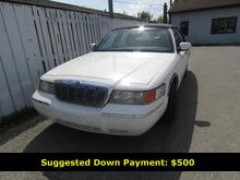 2000_MERCURY_GRAND MARQUIS GS__ Bay City MI