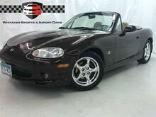 2000_Mazda_MX-5 Miata_SE Special Edition Soft Top 6 Speed Manual_ Maplewood MN