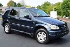 2000_Mercedes-Benz_M-Class_AWD_ Easton PA