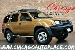 2000_Nissan_Xterra_XE - 1 OWNER 3.3L V6 ENGINE REAR WHEEL DRIVE ALLOY WHEELS RUNNING BOARDS_ Bensenville IL