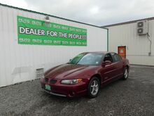 2000_Pontiac_Grand Prix_GTP sedan_ Spokane Valley WA