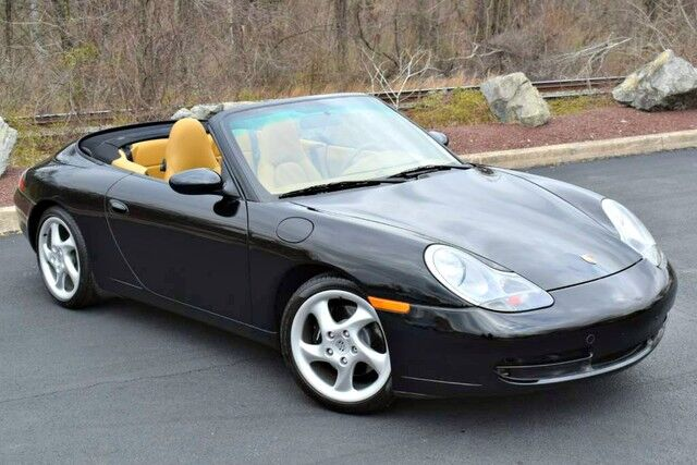 2000 Porsche 911 Carrera Cabriolet NO IMS ISSUES! Easton PA