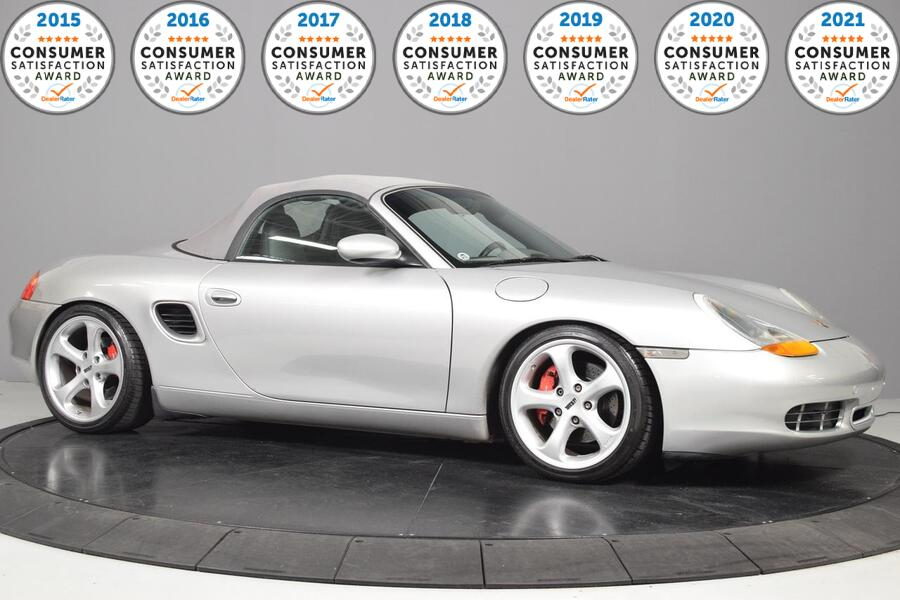 2000_Porsche_Boxster_S_ Glendale Heights IL