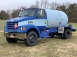 2000 Sterling L 2500 Gallon Propane Truck