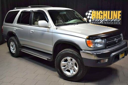 2000 Toyota 4Runner SR5 4x4 Easton PA