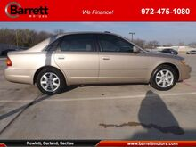 2000_Toyota_Avalon_XL_ Garland TX