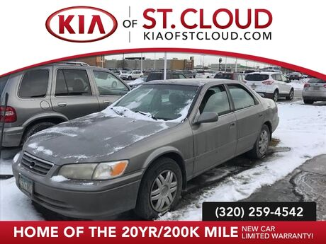 2000 Toyota Camry LE St. Cloud MN