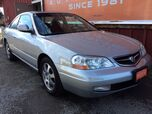 2001 Acura CL 3.2CL with Nav. System