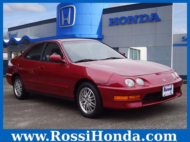 Vehicle details - 2001 Acura Integra at Rossi Honda Vineland - Rossi ...