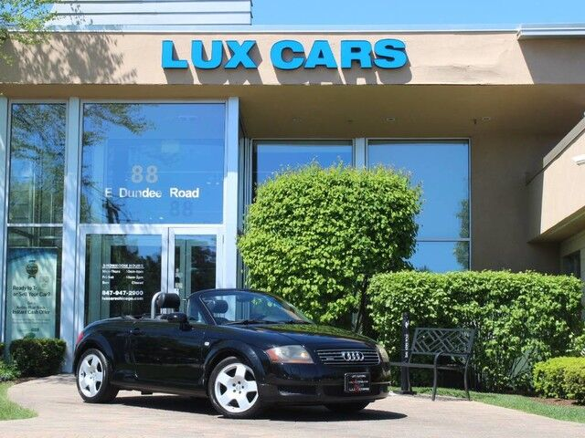 2001_Audi_TT_Convertible Sport 6-Speed Manual Quattro_ Buffalo Grove IL