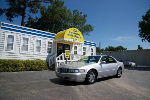 2001_Cadillac_Seville_Touring STS_ Wilmington NC