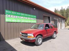 2001_Chevrolet_Blazer_LS 2-Door 4WD_ Spokane Valley WA