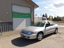2001_Chevrolet_Cavalier_LS sedan_ Spokane Valley WA