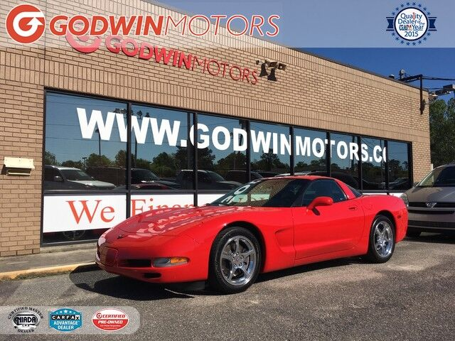 2001 Chevrolet Corvette  Columbia SC