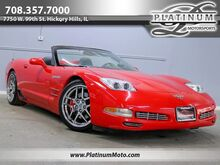 2001_Chevrolet_Corvette Convertible_2 Owner Supercharged Auto Stereo System Loaded_ Hickory Hills IL
