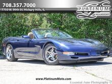 2001_Chevrolet_Corvette_Convertible Heads Up Bose 6-Spd_ Hickory Hills IL