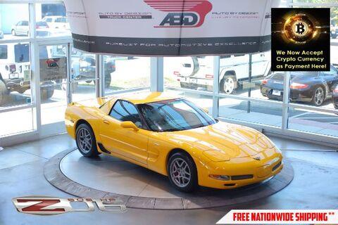 2001_Chevrolet_Corvette_Z06_ Chantilly VA