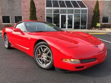 2001_Chevrolet_Corvette_Z06_ Easton PA
