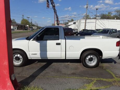 2001 Chevrolet S10 Pickup 2WD Middletown OH