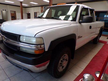 2001 Chevrolet Silverado 2500HD Ext. Cab 6.6L DURAMAX Charlotte NC