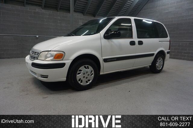 2001 Chevrolet Venture Value Van