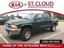 2001_Dodge_Dakota_QUAD CAB 131  WB 4WD SLT_ St. Cloud MN
