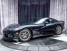 Dodge Viper GTS Hennessy Twin Turbo Coupe 2001