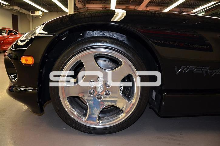 2001 Dodge Viper RT/10 Tomball TX