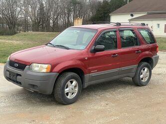 Ford Escape XLS 2001