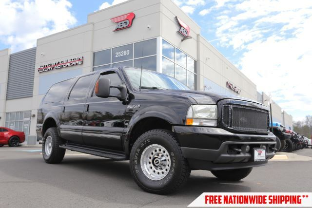 2001 Ford Excursion Limited 4WD Chantilly VA