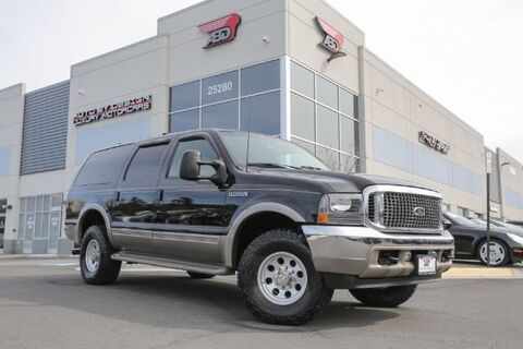 2001_Ford_Excursion_Limited 4WD_ Chantilly VA