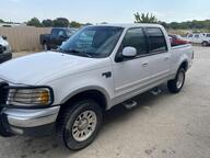 2001 Ford F-150 SuperCrew  Goldthwaite TX