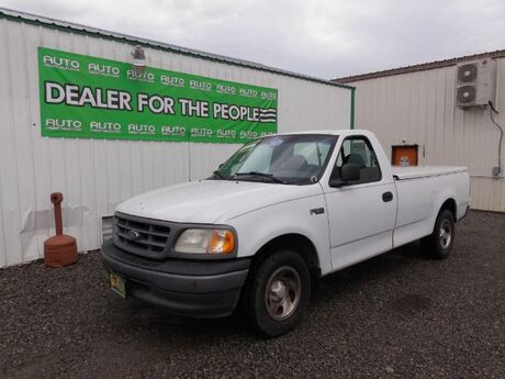 2001 Ford F-150 XL Long Bed 2WD Spokane Valley WA
