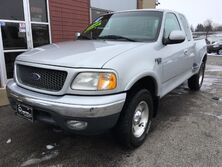 Ford F-150 XLT SuperCab Flareside 4WD 2001