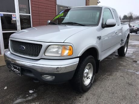2001 Ford F-150 XLT SuperCab Flareside 4WD Springfield IL