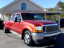 2001_Ford_F-350 SD_Lariat Crew Cab Long Bed 2WD DRW_ Charlotte NC