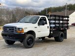 2001 Ford Super Duty F-550 XL