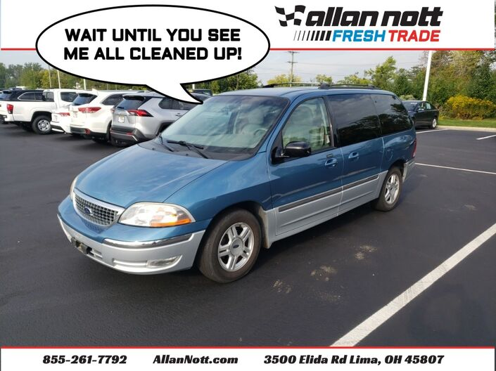 2001 Ford Windstar SEL Lima OH