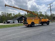 2001_GMC_C7500_Knuckleboom Crane Service Body_ Crozier VA