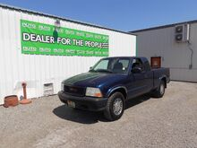 2001_GMC_Sonoma_SL Ext. Cab Short Bed 4WD_ Spokane Valley WA