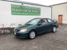 2001_Honda_Civic_EX coupe_ Spokane Valley WA