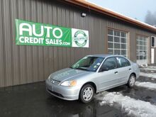 2001_Honda_Civic_LX sedan_ Spokane Valley WA
