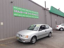2001_Hyundai_Accent_L_ Spokane Valley WA
