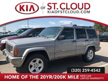 2001_Jeep_Cherokee_Limited_ St. Cloud MN