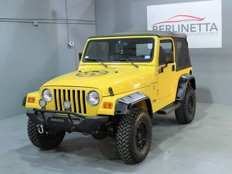 2001 Jeep Wrangler SE Farmer's Branch TX