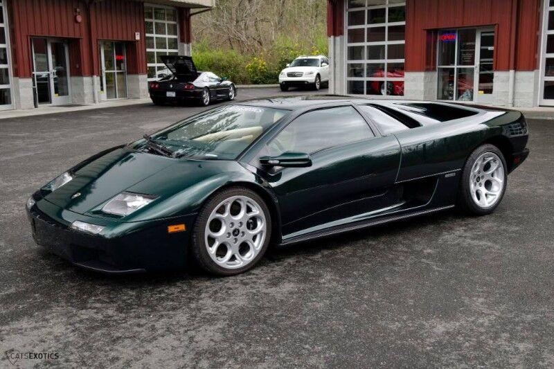 2001 Lamborghini Diablo 6.0 VT Seattle WA