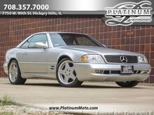 2001_Mercedes-Benz_SL-Class_SL500 Convertible w/ Hard Top Heated Seats Tints_ Hickory Hills IL